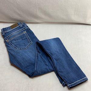 BKE Payton Medium wash blue jeans  27L